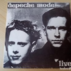 Discos de vinilo: DEPECHE MODE_PEOPLE ARE PEOPLE/BLACK CELEBRATION LIVE VINILO 7'' BOOTLEG ICM 1986 MUY RARO!!!. Lote 224075601