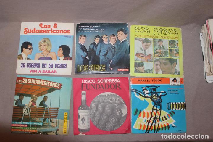 Discos de vinilo: Lote 40 singles-Pop-Rock-Nacional-Internacional-Humor-Eurovisión-Títulos en fotos adjuntas - Foto 12 - 224112473