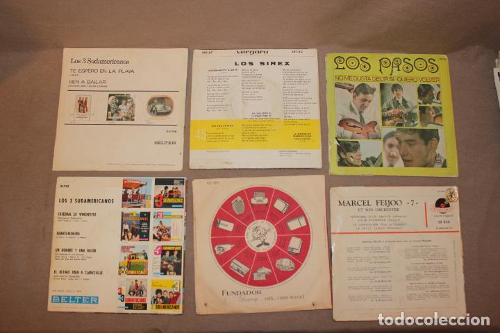 Discos de vinilo: Lote 40 singles-Pop-Rock-Nacional-Internacional-Humor-Eurovisión-Títulos en fotos adjuntas - Foto 13 - 224112473