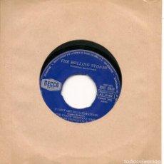 Dischi in vinile: THE ROLLING STONES,(I CAN´T GET NO)SATISFACTION EDICION ESPAÑOLA DEL 65 SIN CARATULA. Lote 224116098