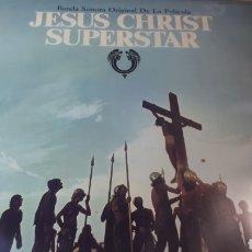 Discos de vinilo: JESUS CHRIST SUPERSTAR BSO DOBLE LP. Lote 224129127