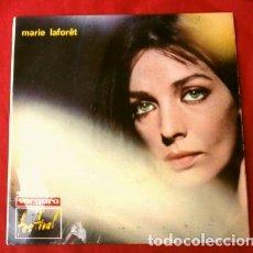 Discos de vinilo: MARIE LAFORET (EP. 1968) LE LIT DE LOLA - ET SI JE T'AIME - QU'Y-A-T'IL DE CHANGE - A LA GARE DE. Lote 224141557
