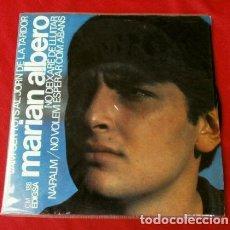Discos de vinilo: MARIAN ALBERO (EP. 1967) NO VOLEM ESPERAR COM ABANS - VAM SER TOTS AL JORN -NOVA CANÇÓ - EN CATALÀ. Lote 224141993