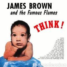 Discos de vinilo: JAMES BROWN AND THE FAMOUS FLAMES–THINK . LP VINILO PRECINTADO. Lote 224147347