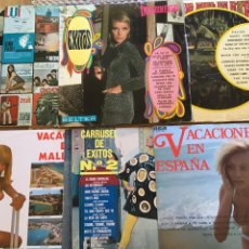 Discos de vinilo: (6X10€) LOTE 6 LP'S VARIADO BIEN CORSERVADOS. MIRA FOTOGRAFIAS. Lote 224149278