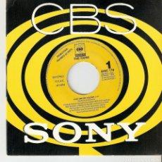 "Discos de vinilo: THE FARM 7"" SPAIN 45 SINGLE VINILO 1992 LOVE SEE NO COLOUR PROMOCIONAL 1 CARA ELECTRONIC SYNTH POP. Lote 224152073"