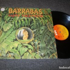 Discos de vinilo: BARRABAS – SAINT VALENTINE (SPECIAL REMIXED VERSION) - MAXISINGLE EXTENDED - CBS – 1984. Lote 224185796