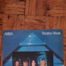 Discos de vinilo: ABBA – VOULEZ-VOUS SELLO: VOGUE – LD 8537 FORMATO: VINYL, LP, ALBUM, LIMITED EDITION, RED CLEAR. Lote 224194791