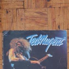 Discos de vinilo: TED NUGENT – TED NUGENT SELLO: EPIC – EPC 69198 FORMATO: VINYL, LP, ALBUM, REPRESS PAÍS: EUROPE PU. Lote 224195226