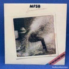 Discos de vinil: LP MFSB - SUMMERTIME - TIEMPO DE VERANO - ESPAÑA - AÑO 1976. Lote 224201491