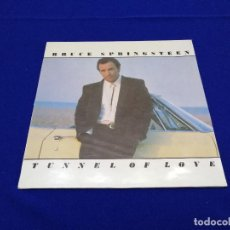 Discos de vinilo: BRUCE SPRINGSTEEN (TUNNEL OF LOVE). Lote 224212286