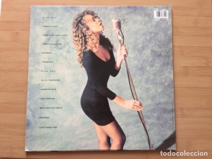 Discos de vinilo: MARIAH CAREY. Mariah Carey (vinilo lp 1990) - Foto 3 - 224225921