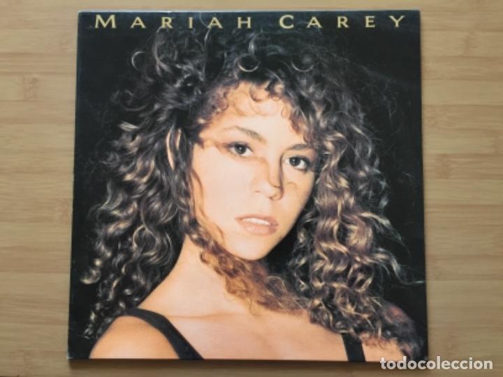 Discos de vinilo: MARIAH CAREY. Mariah Carey (vinilo lp 1990) - Foto 2 - 224225921