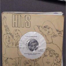 Discos de vinilo: JOAN MANUEL SERRAT SG PROMO ARIOLA CAMINITO DE LA OBRA ,PIEL DE MANZANA, 1976. Lote 224242142