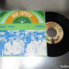 Dischi in vinile: OHIO EXPRESS -- CHEWY CHEWY & FIREBIRD --- MINT M. Lote 224242582