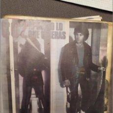 Discos de vinilo: COZ: APUESTO LO QUE QUIERAS, JUEGA PARA GANAR, EPIC 1982, ROCK ESPAÑOL,. Lote 224243438