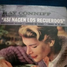 """Discos de vinilo: RAY CONNIFF """"ASÍ NACEN LOS RECUERDOS. Lote 224249768"""
