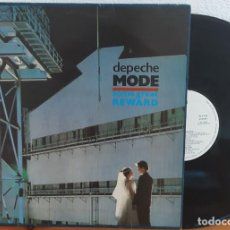 Discos de vinilo: LP DEPECHE MODE -SOME GREAT REWARD. Lote 224250838