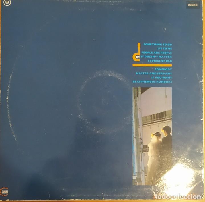 Discos de vinilo: LP DEPECHE MODE -SOME GREAT REWARD - Foto 2 - 224250838