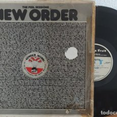 Discos de vinilo: E P NEW ORDER - THE PEEL SESSIONS - UK 1986. Lote 224254303