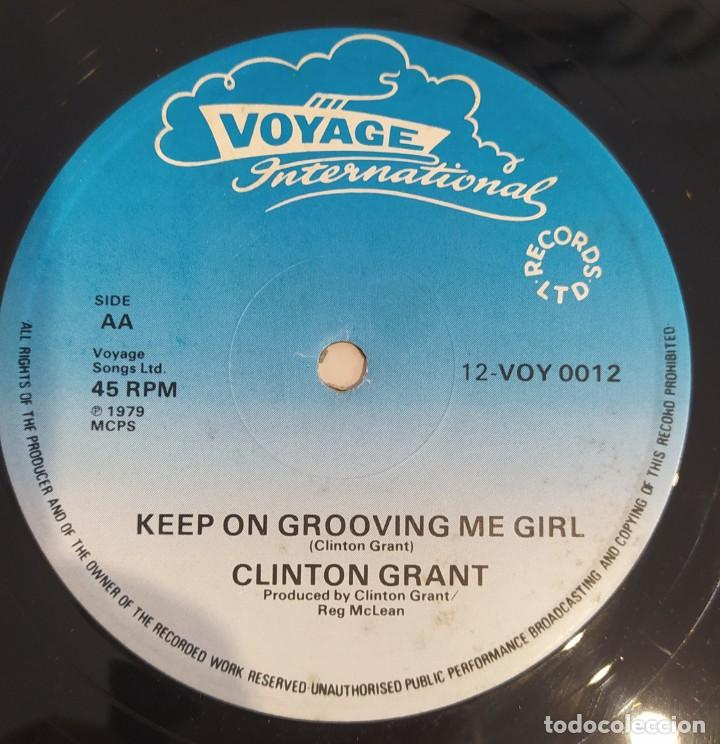 "MAXI-SINGLE 12"" LOUISA MARKS /CLINTON GRANT - UK 1979 (Música - Discos de Vinilo - Maxi Singles - Reggae - Ska)"