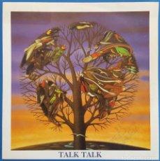 Discos de vinil: SINGLE / TALK TALK / ASCENSION DAY / VERVE TALK 1. / 1991 PROMO. Lote 224285776