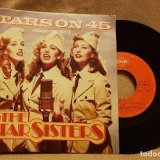 Dischi in vinile: STARS ON 45 - THE STAR SISTERS. Lote 224292483