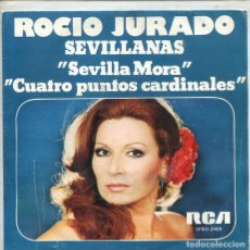 Disques de vinyle: ROCIO JURADO (SOLO CARATULA). Lote 224296047