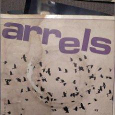 Discos de vinilo: ARRELS: DIA / BOIRES ROCK CATALAN EDIGSA 1971 FOTO: TONI CATANY, PARTICIPA EMILI BALERIOLA MAQUINA!. Lote 224306046