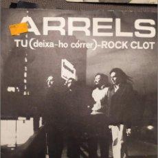 Discos de vinilo: ARRELS: TU (DEIXA-HO CORRER), ROCK SLOT EDIGSA 1973 ROCK CATALAN. Lote 224306397