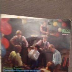 Discos de vinilo: CHUS MARTINEZ Y SU CONJUNTO: PENNY LANE, LADY JANE, ROLLING STONES, BEATLES EKIPO 1967. Lote 224309912