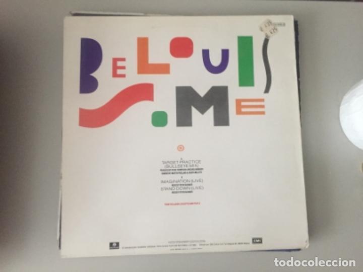 Discos de vinilo: Belouis Some - Target Practice - Foto 2 - 224328422