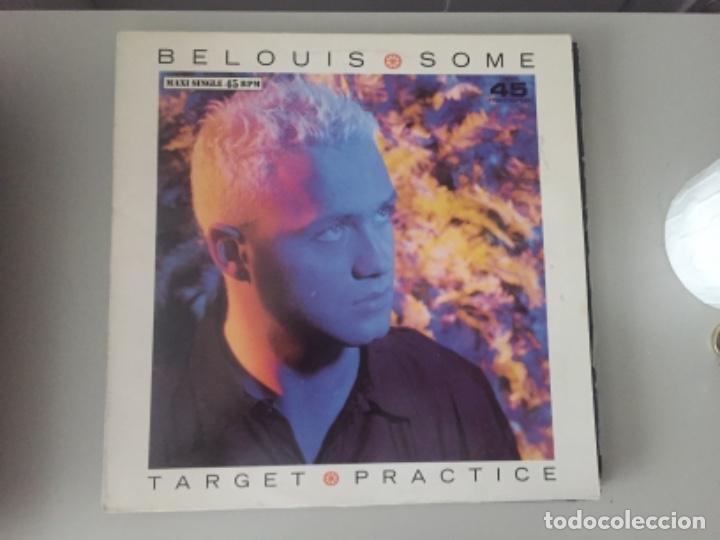 BELOUIS SOME - TARGET PRACTICE (Música - Discos de Vinilo - Maxi Singles - Electrónica, Avantgarde y Experimental)
