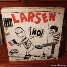Discos de vinil: LARSEN / NO ! / SPANSULS RECORDS 1983. Lote 224331820
