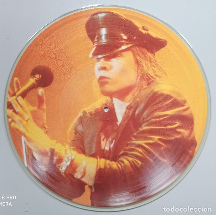 "Discos de vinilo: GUNS N ROSES -WELCOME LIVE- 12"" PICTURE DISC - Foto 1 - 224338491"