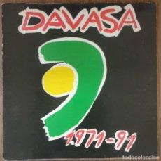 Discos de vinilo: LP DAVASA 1971 - 91. Lote 224340875