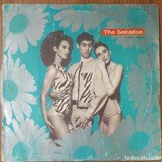 Discos de vinilo: LP THE SACADOS TE PIDO MÁS RESPETO. Lote 236191570