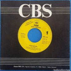 Discos de vinilo: SINGLE / ILAN CHESTER / ROCA DE SAL / CBS ARIC 2610 / 1990 PROMO (SOLO UNA CARA). Lote 224375901
