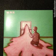 Discos de vinilo: VINILO SINGLE WNH WE´RE NO HEROES. VOODOO / STAY WEIRD. RARO, RARO.... Lote 224400046