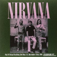 Discos de vinilo: NIRVANA LP* PAT O BRIAN PAVILLION DICIEMBRE 1991 * LTD 500 COPIAS!!! PRECINTADO. Lote 224404865
