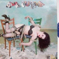 Discos de vinilo: LP - ANA CURRA - VOLVIENDO A LAS ANDADAS - FOTOS GARCIA ALIX - PARALISIS PERMANENTE. Lote 224423755