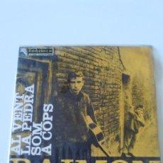 Discos de vinilo: RAIMON AL VENT + 3 ( 1963 EDIGSA ESPAÑA ) LA PEDRA SOM A COPS. Lote 224428696