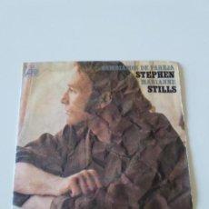 Discos de vinil: STEPHEN STILLS CAMBIAMOS DE PAREJA / MARIANNE ( 1971 ATLANTIC ESPAÑA ) BUFFALO SPRINGFIELD. Lote 224429830