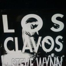 Discos de vinilo: LOS CLAVOS ( STEVE WYNN) 1994 EP GOO RECORDS. Lote 224438855