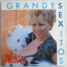 Dischi in vinile: ROSITA AMORES - GRANDES EXITOS (LP XIRIVELLA 1988). Lote 224439633