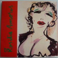 Dischi in vinile: ROSITA AMORES - TEMPS DE L'ALKAZAR (LP 1989) PORTADA Y POSTER DE MARISCAL. Lote 224439963