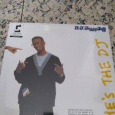 Discos de vinilo: DJ JAZZY JEFF & THE FRESH PRINCE–HE'S THE DJ, I'M THE RAPPER - LP VINILO NUEVO PRECINTADO. Lote 224453992