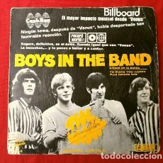 Dischi in vinile: THE WAKE (SINGLE 1970) BOYS IN THE BAND - TO MAKE YOU HAPPY (LOS CREADORES DE VENUS). Lote 224458382