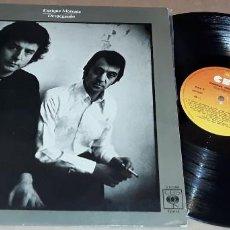 Discos de vinilo: LP - ENRIQUE MORENTE - DESPEGANDO - GUITARRAS : PEPE HABICHUELA - MORENTE. Lote 224459758