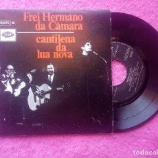 Discos de vinilo: EP FREI HERMANO DA CAMARA - GENESE DO FADO / SAUDADES DO PARAISO +2 - 8E 016 40070 (EX/EX). Lote 224460430